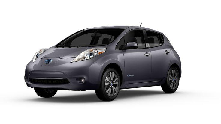 2013 Nissan LEAF® Electric Car Colors & Photos | Nissan USA
