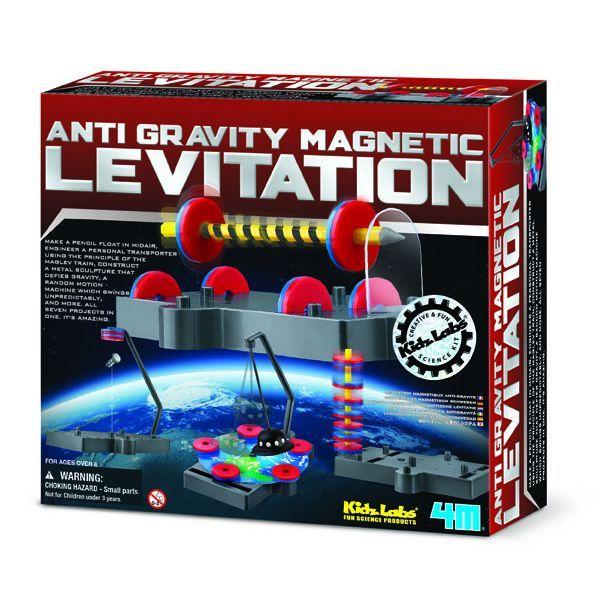 Domů :: Vše :: Zkoumáme :: Škola a vědy :: Fyzika a matematika :: Magnetická levitace - antigravitace