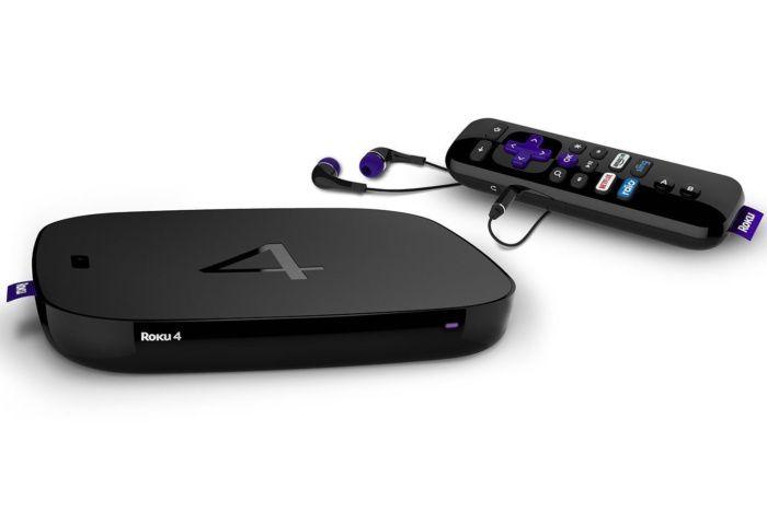 Just $59 for Roku 4 Streaming Media Player 4K UHD If You Buy Refurbished - Deal Alert