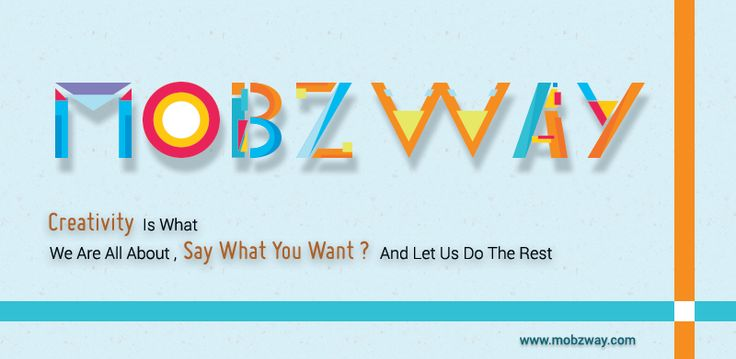 #Mobzway: What we are.....