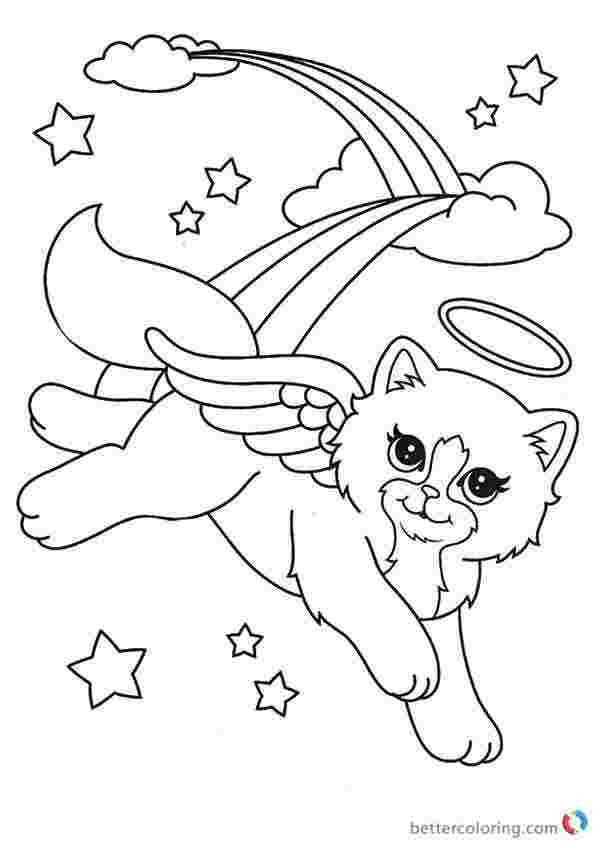 Splat The Cat Coloring Page Youngandtae Com Unicorn Coloring Pages Cat Coloring Page Kitty Coloring