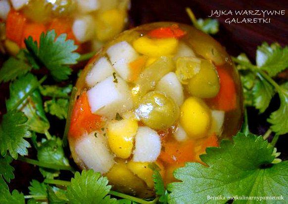 vegetables eggs