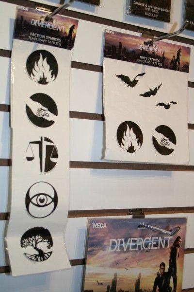 NECA 'Divergent' Merchandise Revealed! - DIVERGENT Fansite
