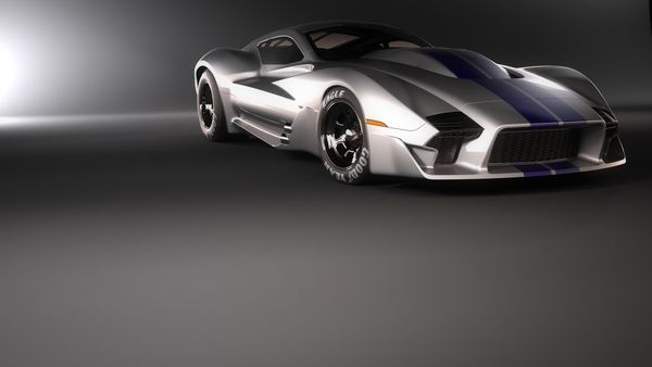 Shelby Concept coupe,... by sabino leerentveld, via Behance