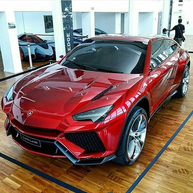 Lamborghini Urus SUV Yay Or Nay? Double Tap If You Want This!