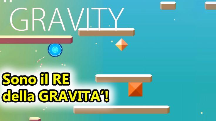 Gravity - Siamo i padroni della gravità! - Android Eccoci al nuovo Gravity per Android. In gravity dovremo controllare la gravità per arrivare il più lontano possibile e quindi stabilire il miglior record al mondo. Basta cliccare sullo schermo per in #giochiandroid #appandroid #gravity