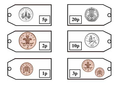 Pre School Worksheets » Counting Money Worksheet Eyfs - Free ...
