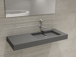 HighTech Design Products AG  concrete sink