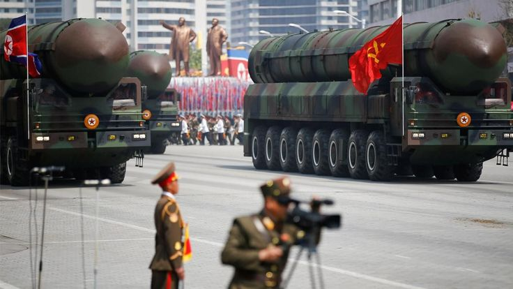 Russia: North Korea's nukes are a 'direct threat' #World #iNewsPhoto