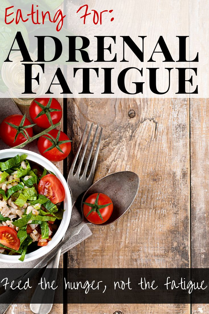 Is adrenal fatigue slowing you down? Learn if your seemingly unrelated health problems may be rooted in adrenal fatigue and  learn how to eat to fight the fatigue. Click here!
