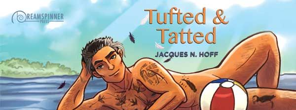 Tufted & Tatted by Jacques N. Hoff