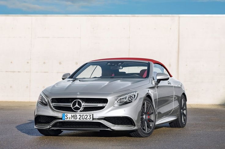 Mercedes-AMG S63 Cabriolet Edition 130 2016