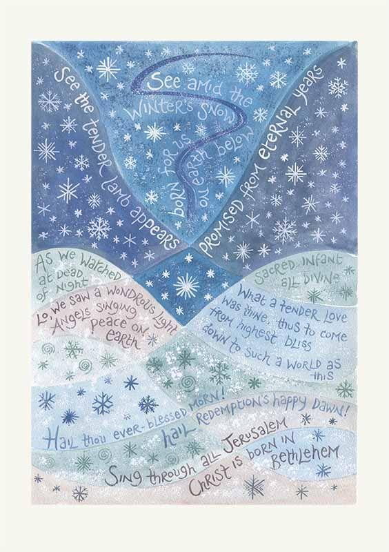 Hannah Dunnett See Amid Christmas card