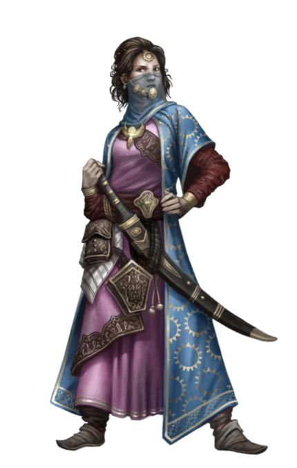 Female Cleric of Sarenrae - Pathfinder PFRPG DND D&D d20 ...