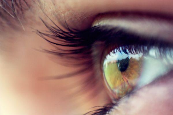 Jak fotit oči