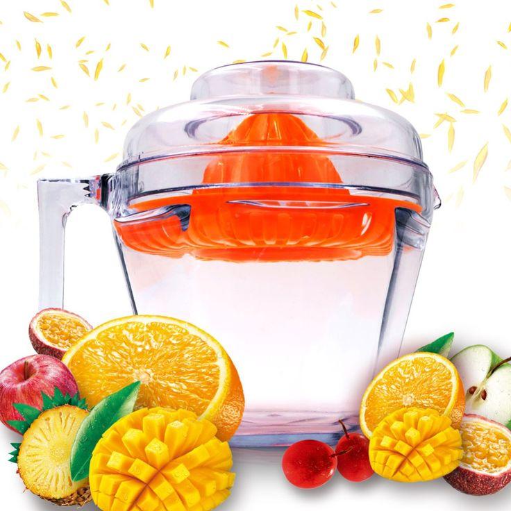 Hot Fruit Vegetable Juicer Kitchen Accessories Manual Juice Squeezer Machine Orange Lemon Citrus Hand Press Juicer #Affiliate