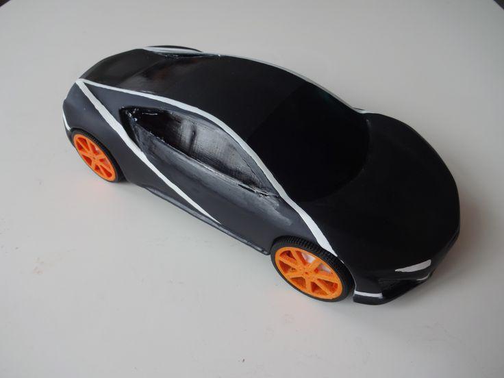 3d printed car #3dprint #pirxprinter #3dprinting