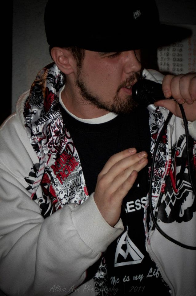 Opening For Snak The Ripper and Evil Ebeneezer.. Cambridge