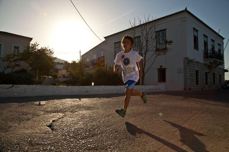 VISIT GREECE| Spetses Mini Marathon