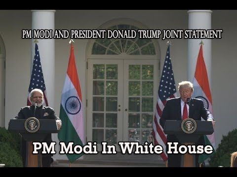 India- US To Jointly Destroy Terrorist Organisations And Radical Islamic Terrorism: PM Modi & President Trump In Washington DC - National Defence: Indian Defence News, National Security, Armed Forces, Defence Tech, Geopolitics
