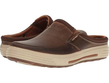 skechers mens shoes leather reviews 9 slip ons - Google Search
