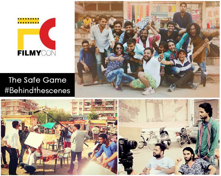 "#Filmycon #FFF #FilmTrivia #FILMYCON People Behind ""The Safe Game"" #Shortfilms #filmfestival #Befilmy"