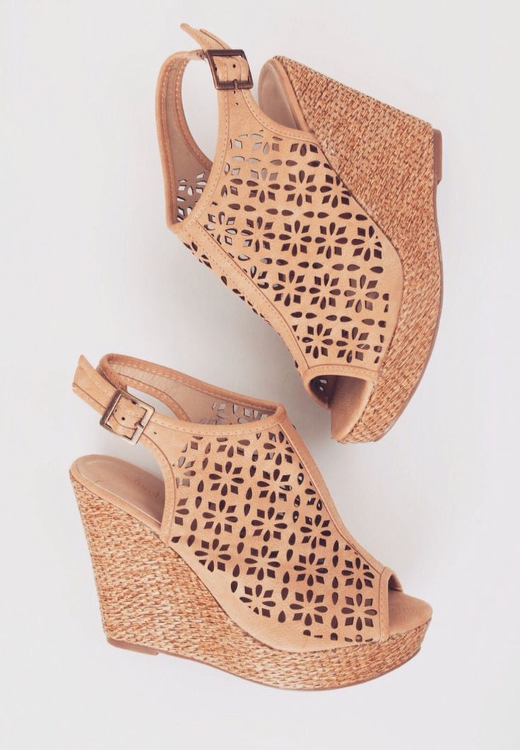 1000  ideas about Summer Wedges on Pinterest | Wedge heels, Wedges ...