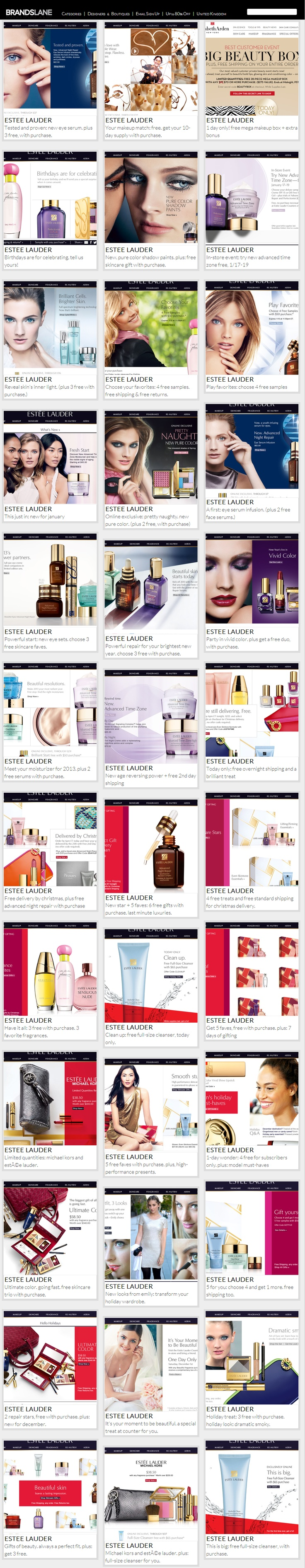 estee lauder a success story pdf