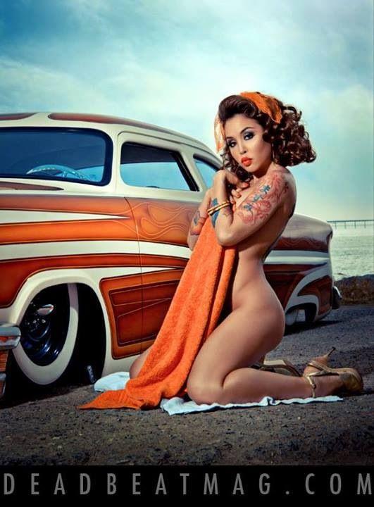 rock a billy nude girls