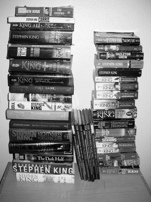 #stephen king #book