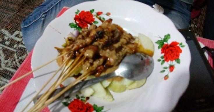 Sate Kelinci Tawangmangu Gurih Empuk Lezat - Plesiran dan Kuliner