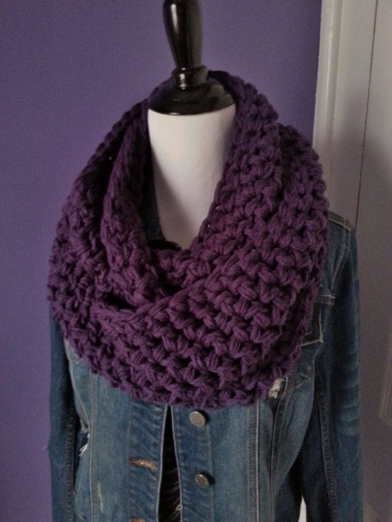 Amatista de color púrpura oscuro berenjena por SueMarieCreations
