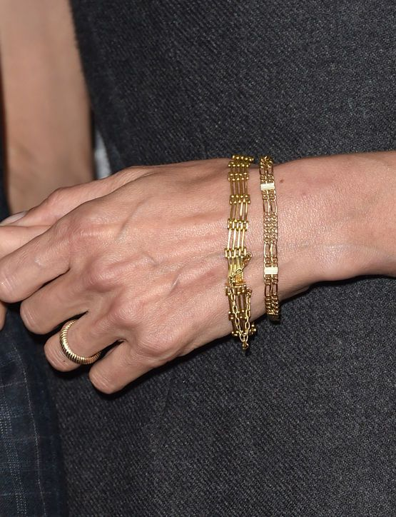 Angelina Jolie Swaps Her Engagement Ring for an Ultra-Simple New Wedding Band