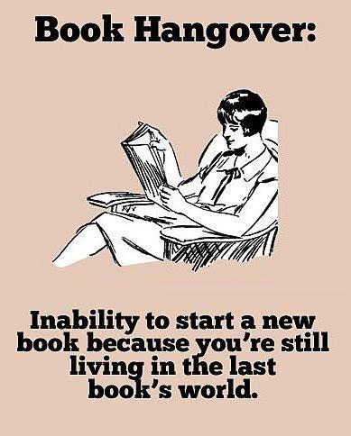 Σήμερα ξυπνήσαμε με ... book hangover! Εσείς για ποιο βιβλίο το πάθατε;