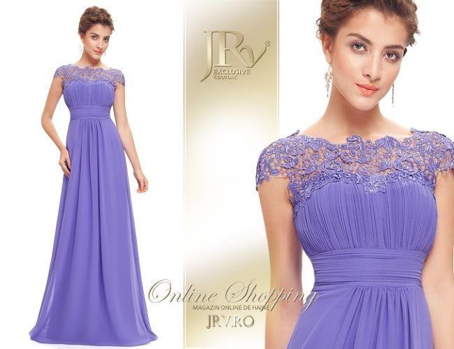 Rochie de seara Wendy Levender - JRV Exclusive Couture // JRV.ro