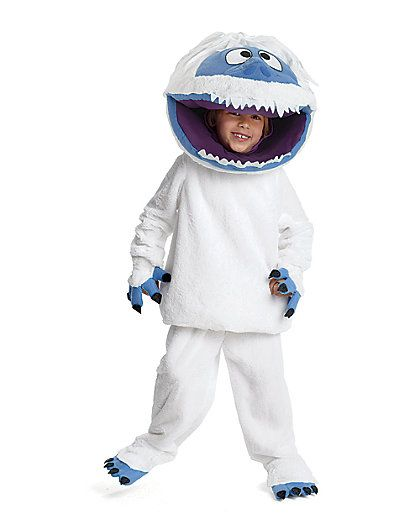 Bumble the Abominable Snow Monster kids costume by @chasingfireflie #Bumble #Rudolph
