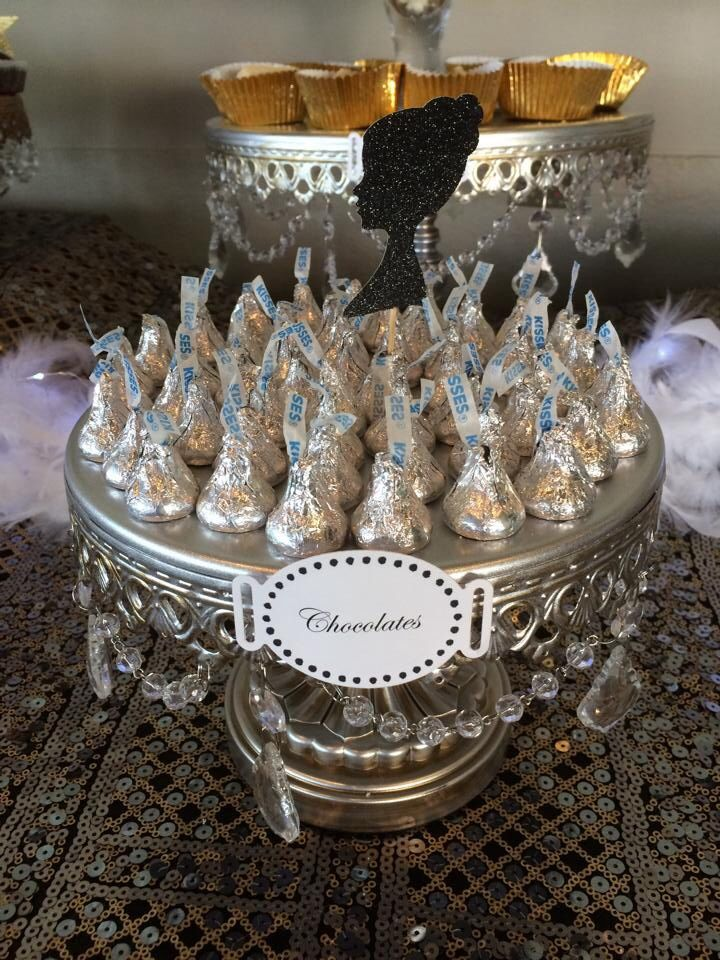 Photo 45 Great Gatsby Candy Bar By Denise Scraps