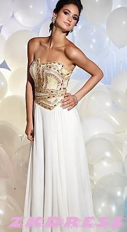 Prom dress maybe?