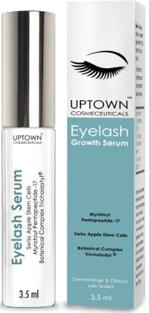 Uptown Cosmeceuticals Eyelash Growth Serum Contains Stem Cell & Myristoyl..., 2016 Amazon Hot New Releases Makeup  #Beauty