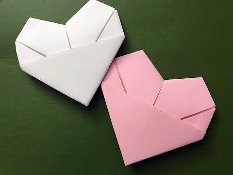 Easy Origami Heart (single) – YouTube