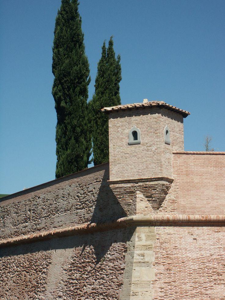 Bastione di S.Andrea dopo il restauro #terradelsole #architettura