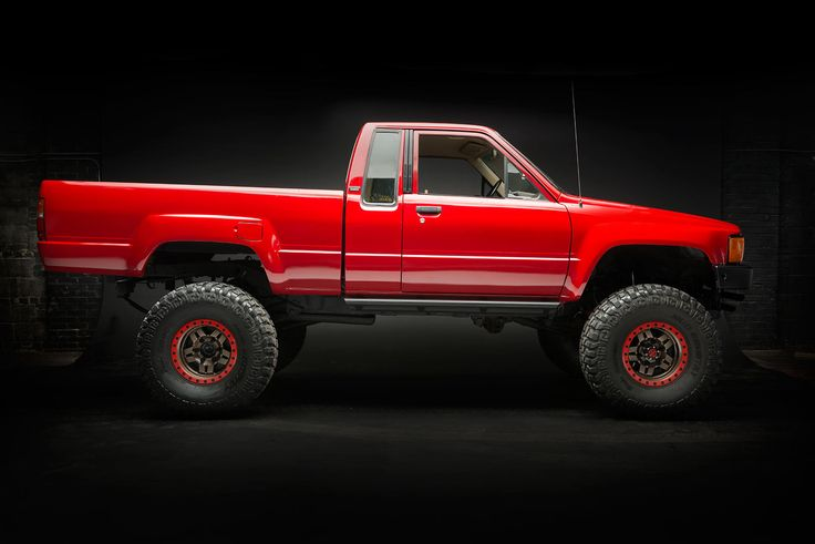 85 Xtra Cab 4x4 - Retired & Restored trail rig - YotaTech Forums