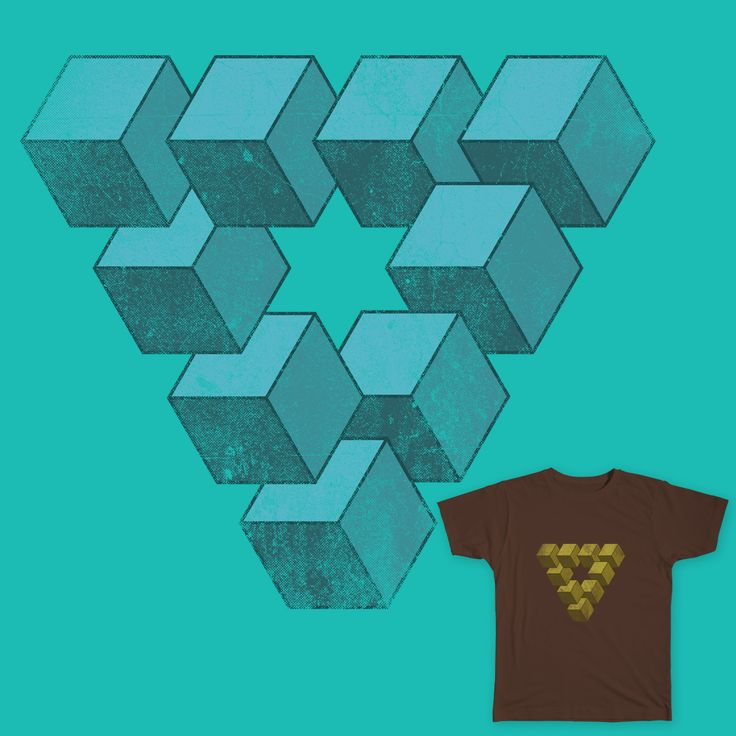 Impossible on Threadless https://www.threadless.com/designs/impossible-7 Give it a High-Five please :)