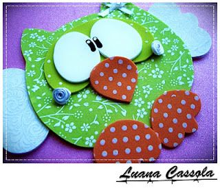 owl craft with template so cute!