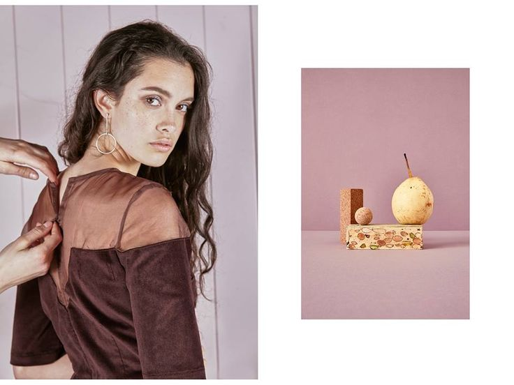 Kuwaii AW17 Campaign. Photo by Daniel Gurton, styled by Natalie Turnbull