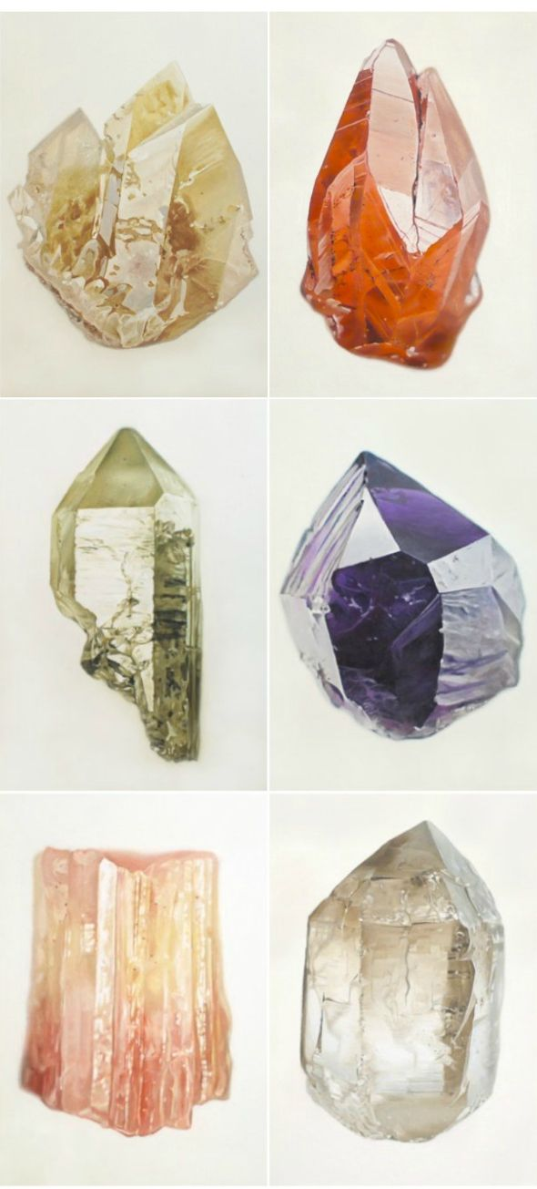 #crystal #art