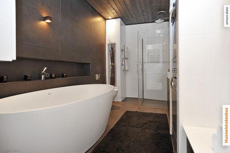 Myytävät asunnot, Nordenskiöldinkatu 8, Helsinki #oikotieasunnot #kylpyhuone #bathroom