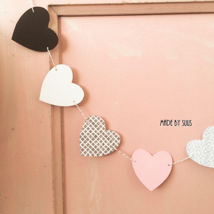 Lieve harten slinger... Leuk voor Valentijn