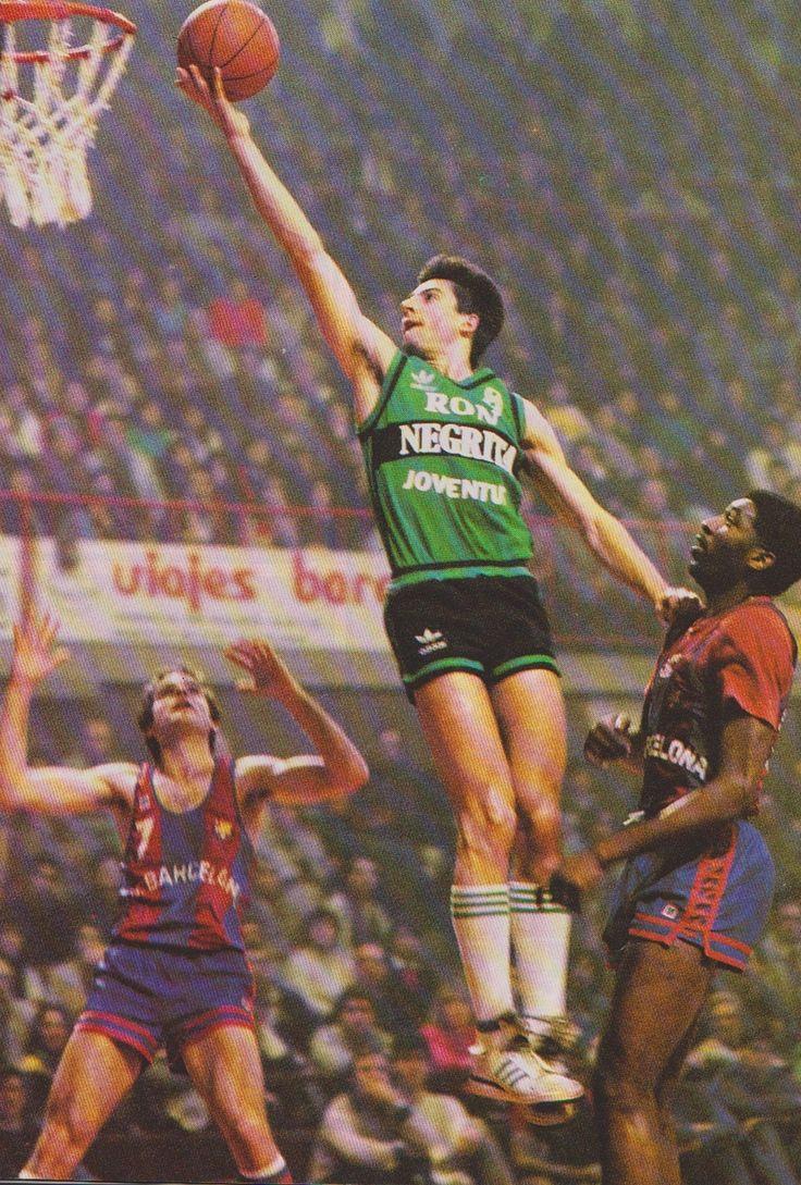 Ron Negrita Joventut - Jordi Villacampa (Ron Negrita 1984-1987)