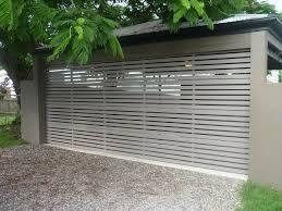 Image result for garage door for carport timber